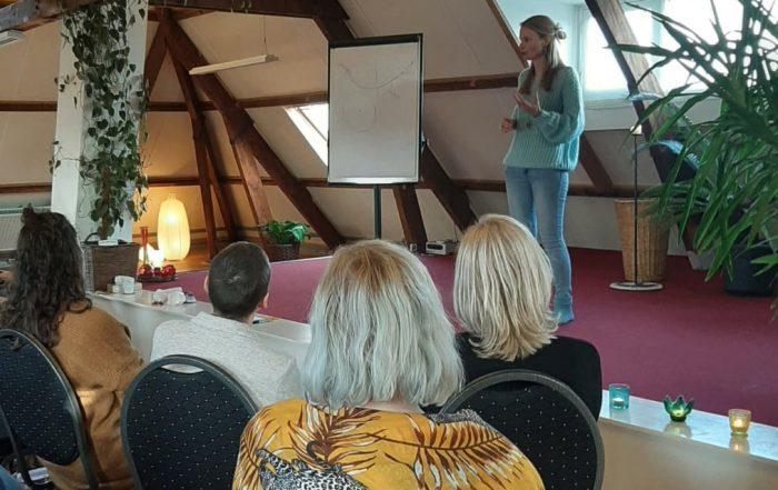 Moeiteloos mijn podium pakken - blog Tineke Vanheule