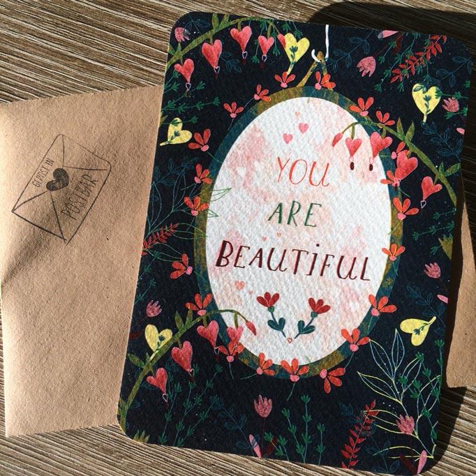 Het mooiste wat je kan worden is jezelf - blog Tineke Vanheule